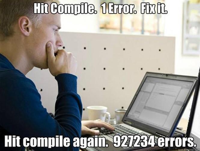 Ác mộng tồi tệ nhất của dân lập trình là gì?