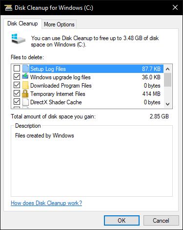 Mẹo giải phóng không gian lưu trữ trên Windows 10 ảnh 12