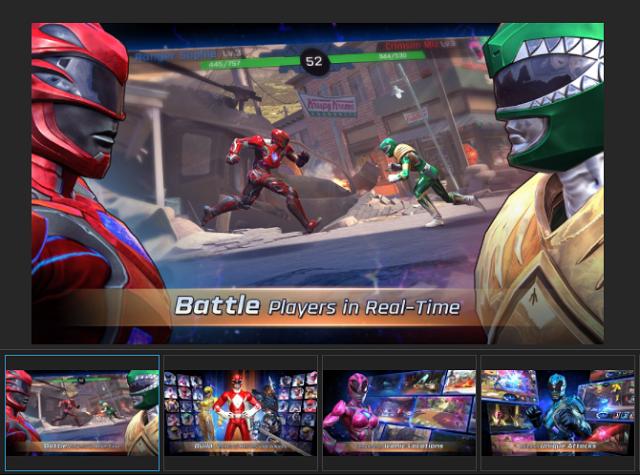 7 tựa game đối kháng hay nhất trên Android và iOS ảnh 1