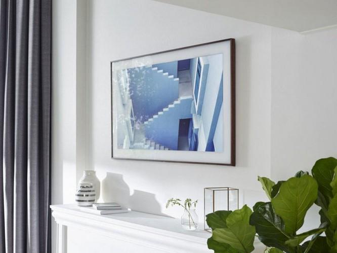 Samsung bán ra mẫu TV mỏng như tranh treo tường ảnh 1