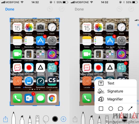 6 tính năng Apple vừa 'vay mượn' từ Android ảnh 1