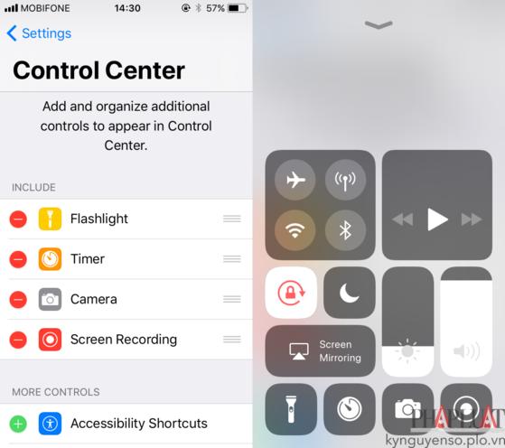 6 tính năng Apple vừa 'vay mượn' từ Android ảnh 2