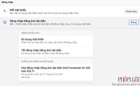 Cách đăng nhập Facebook không cần mật khẩu ảnh 2