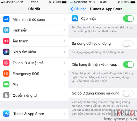 6 tính năng Apple vừa 'vay mượn' từ Android ảnh 4