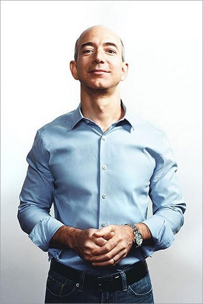 Các CEO quyền lực nhất làng công nghệ đeo đồng hồ gì? ảnh 5