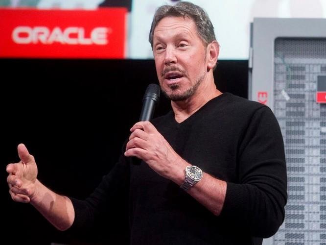 Các CEO quyền lực nhất làng công nghệ đeo đồng hồ gì? ảnh 7