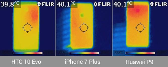 Snapdragon 810 trên HTC 10 Evo chơi game, lướt web bị nóng ra sao? ảnh 8