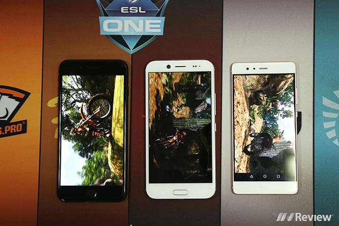 Snapdragon 810 trên HTC 10 Evo chơi game, lướt web bị nóng ra sao? ảnh 1