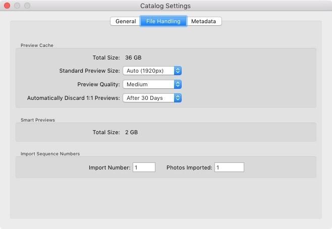 Cách để cải thiện hiệu năng và tốc độ Lightroom ảnh 3