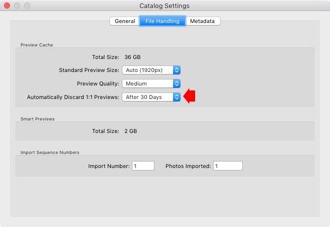 Cách để cải thiện hiệu năng và tốc độ Lightroom ảnh 5