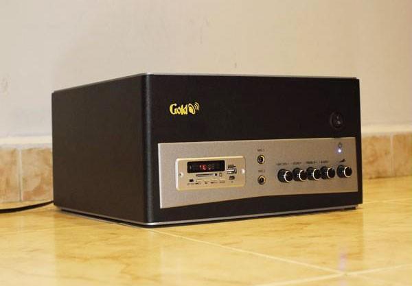 GoldSound ra mắt bộ sản phẩm trọn gói cho nhu cầu hát, nghe và xem phim ảnh 1