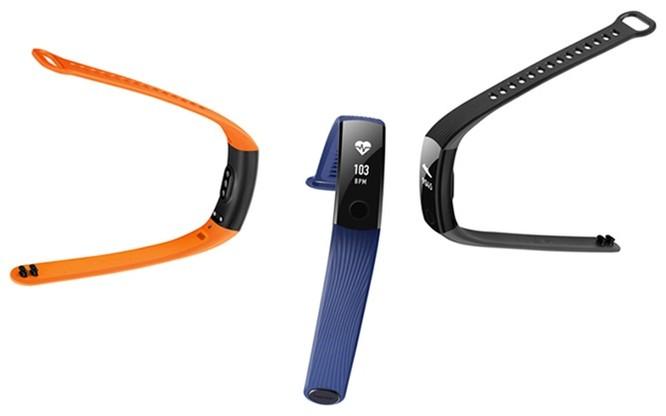 Huawei giới thiệu Honor Band 3: thiết bị đeo tập thể dục với kiểu dáng đẹp