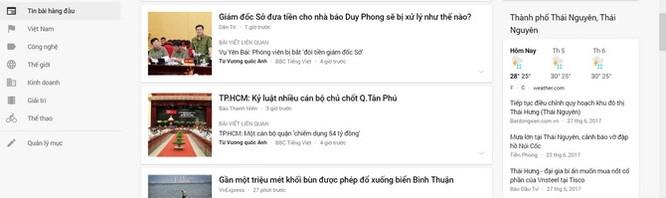 Giao diện mới của Google News: Đơn giản, trực quan và tiện dụng ảnh 2