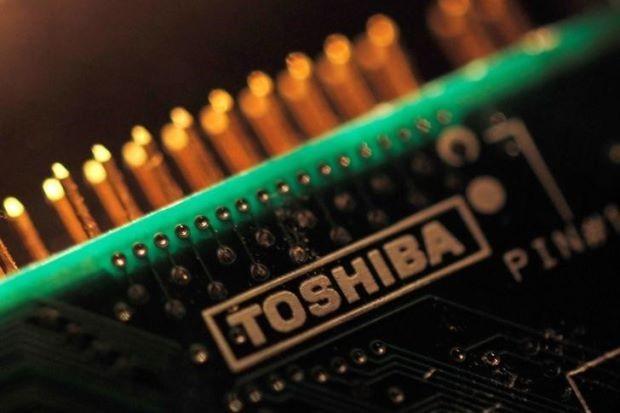 Toshiba kiện ngược WD vì can thiệp việc bán mảng chip của hãng ảnh 1