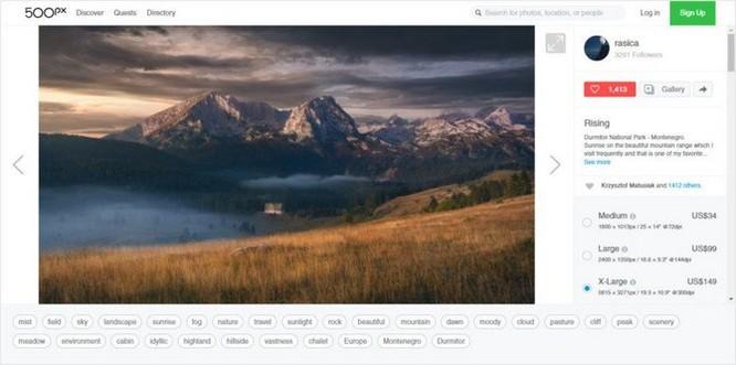 Điều bất ngờ về những bức hình được sử dụng trong Windows 10 ảnh 3