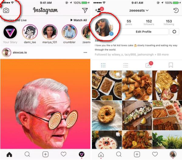 Cách dùng Instagram Stories như dân chuyên nghiệp ảnh 1