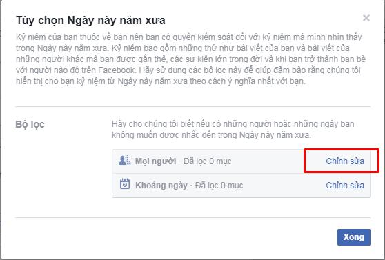 Làm sao để Facebook không nhắc lại những kỉ niệm đau buồn? ảnh 4
