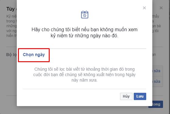 Làm sao để Facebook không nhắc lại những kỉ niệm đau buồn? ảnh 6