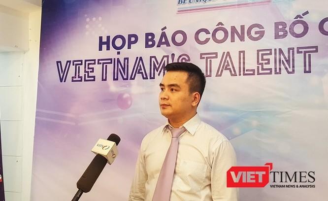 Vietnam's Talent Tour sẽ ứng dụng CMCN 4.0 để tìm kiếm tài năng ảnh 1