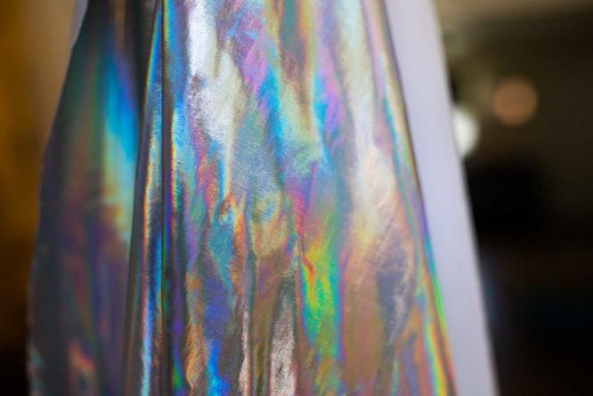 Chụp ảnh vẽ ánh sáng cầu vồng bằng ống phản xạ DIY ảnh 1
