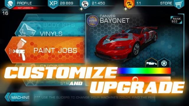 Ridge Racer Slipstream: Game đua xe iOS đang miễn phí trong tuần ảnh 1