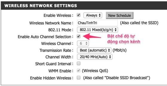 Những thủ thuật tăng tốc WiFi bạn không nên bỏ qua ảnh 2