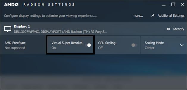 Cách chơi game PC ở độ phân giải cao hơn mức hỗ trợ của màn hình nhờ Supersampling ảnh 6
