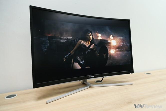Màn hình ViewSonic XG3202-C: Kiểu dáng đẹp, kích thước lớn, tần số quét cao ảnh 34