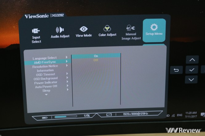 Màn hình ViewSonic XG3202-C: Kiểu dáng đẹp, kích thước lớn, tần số quét cao ảnh 25