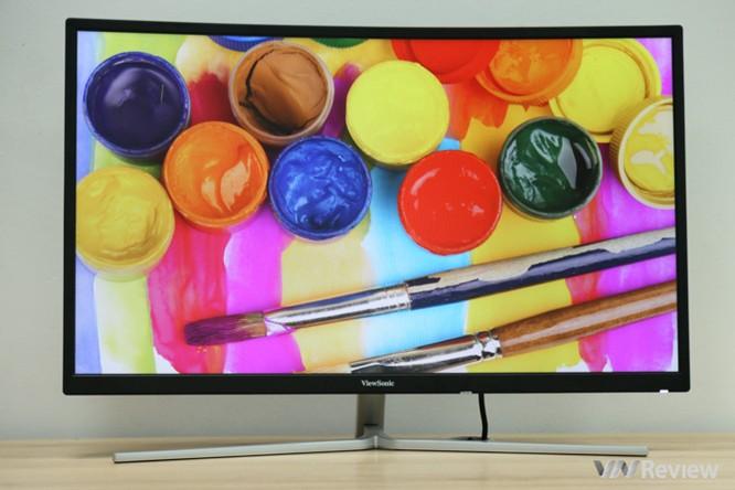 Màn hình ViewSonic XG3202-C: Kiểu dáng đẹp, kích thước lớn, tần số quét cao ảnh 26
