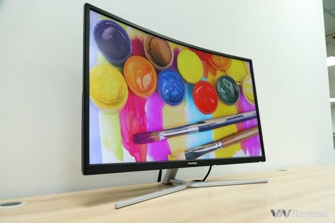 Màn hình ViewSonic XG3202-C: Kiểu dáng đẹp, kích thước lớn, tần số quét cao ảnh 27