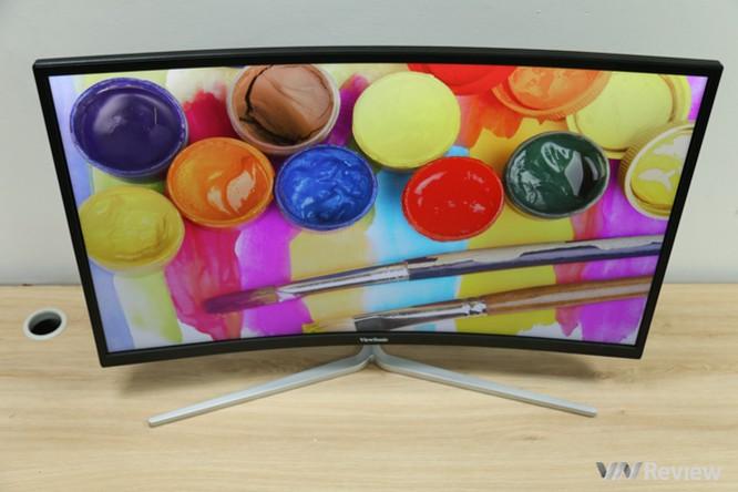 Màn hình ViewSonic XG3202-C: Kiểu dáng đẹp, kích thước lớn, tần số quét cao ảnh 29