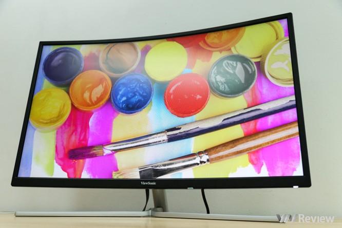 Màn hình ViewSonic XG3202-C: Kiểu dáng đẹp, kích thước lớn, tần số quét cao ảnh 30