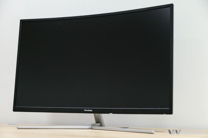 Màn hình ViewSonic XG3202-C: Kiểu dáng đẹp, kích thước lớn, tần số quét cao ảnh 5