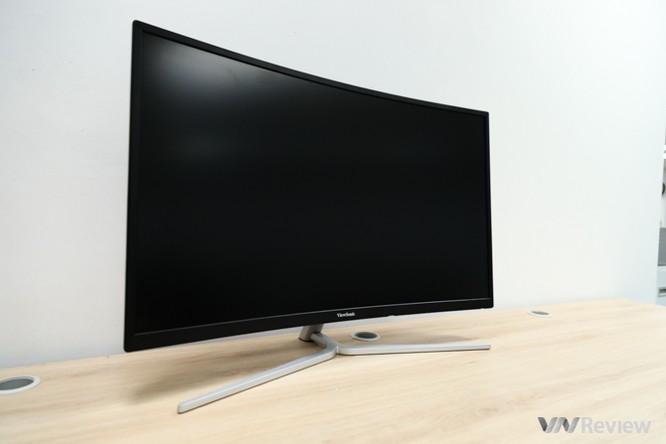 Màn hình ViewSonic XG3202-C: Kiểu dáng đẹp, kích thước lớn, tần số quét cao ảnh 6