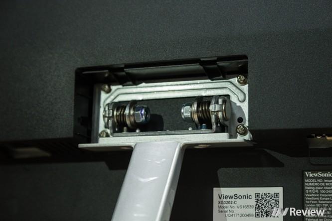 Màn hình ViewSonic XG3202-C: Kiểu dáng đẹp, kích thước lớn, tần số quét cao ảnh 13