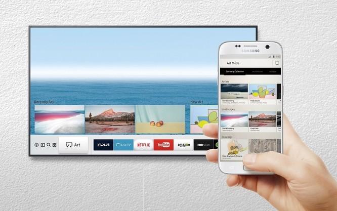 """TV """"Khung Tranh"""" của Samsung tại Việt Nam giá từ 50 triệu ảnh 1"""