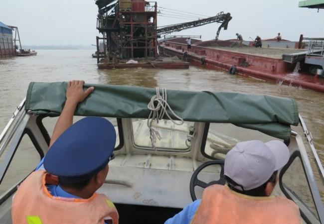 Kiểm soát khai thác, siết chặt giá cát sỏi khi vào công trình ảnh 1