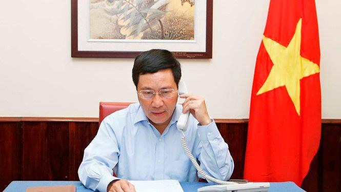 Đề nghị Indonesia điều tra việc hải quân truy đuổi tàu cá Việt Nam ảnh 1
