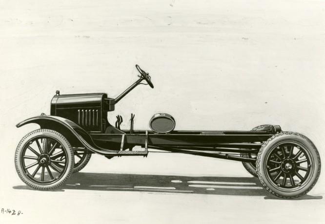 Ford kỷ niệm 100 năm kiến tạo lịch sử dòng xe tải ảnh 2