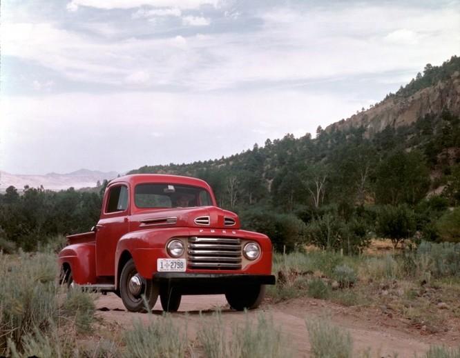 Ford kỷ niệm 100 năm kiến tạo lịch sử dòng xe tải ảnh 5