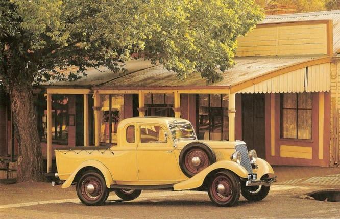 Ford kỷ niệm 100 năm kiến tạo lịch sử dòng xe tải ảnh 6