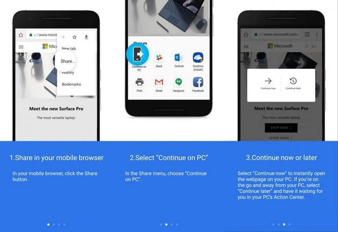 Đã có thể kết nối Windows 10 Fall Creators với điện thoại Android ảnh 2