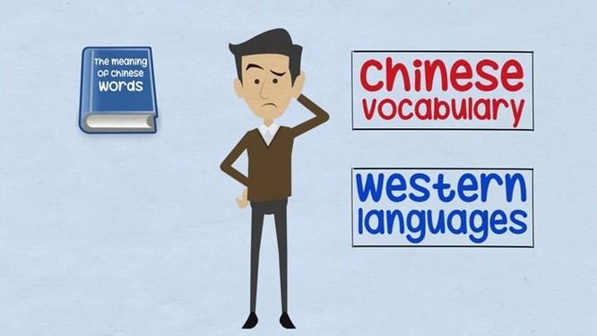 Máy tính cũng gặp khó khăn khi học tiếng Trung Quốc