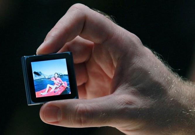 Nhìn lại 12 năm tồn tại của iPod nano ảnh 5