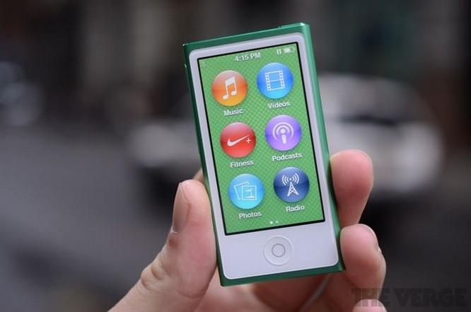 Nhìn lại 12 năm tồn tại của iPod nano ảnh 6