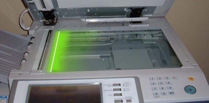 Máy photocopy hoạt động như thế nào? ảnh 3