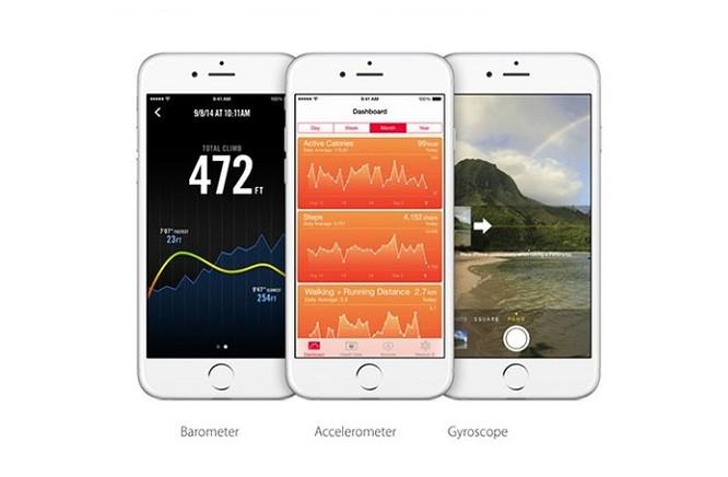 Tìm hiểu các cảm biến trên smartphone và cách chúng hoạt động ảnh 6
