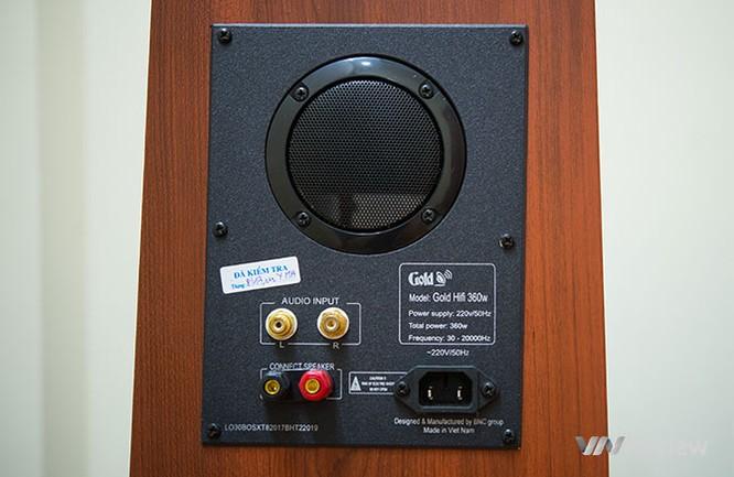 Đánh giá GoldSound W360: Loa cây, chuyên dụng cho karaoke gia đình ảnh 5