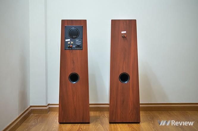 Đánh giá GoldSound W360: Loa cây, chuyên dụng cho karaoke gia đình ảnh 2
